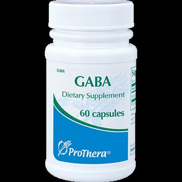 GABA 500 mg 60 caps New