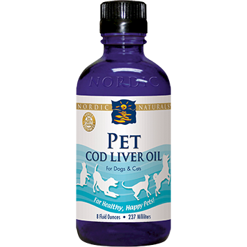 Pet Cod Liver Oil 8 oz