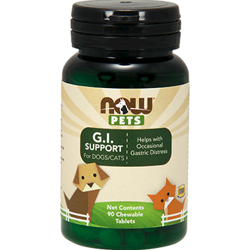 G.I. Support Cats/Dogs 90 chew tabs