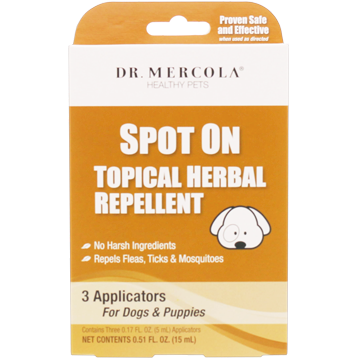 Spot On Herbal Repellent Dogs 3 app