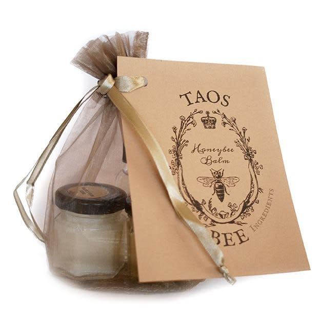 Taos Bee Gift Bag with Propolis Facial Oil