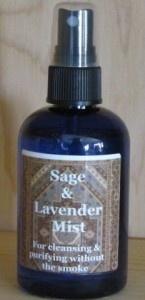 Thymekeeper Sage/Lavender Mist spray  - 4 fl. oz.