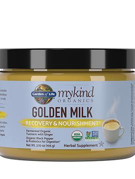 MyKind Organics Golden Milk 30 srvings