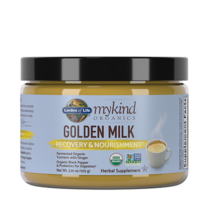 MyKind Organics Golden Milk 30 srvings