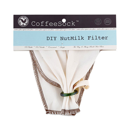 CoffeeSock Cold Brew DIY Nut Milk Filter 128 oz.