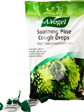 Soothing Pine Cough Drops 18