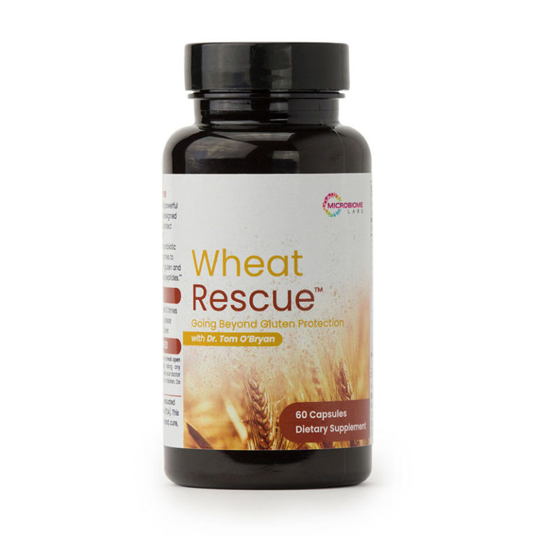 Enzymes Wheat Rescue 60 caps