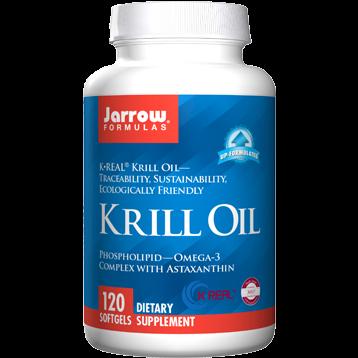 Jarrow Krill Oil softgels