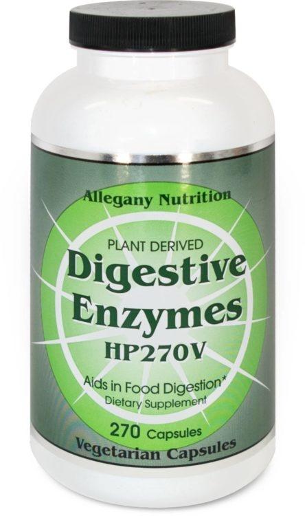 Enzymes Allegany Digestive HP Series