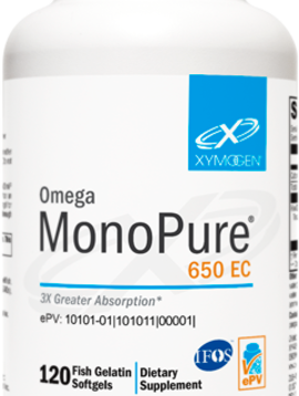 Xymogen Omega MonoPure 650 EC 60 sg