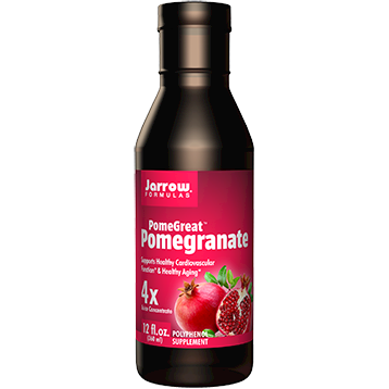 Jarrow Pomegranate Juice Concentrate 12 oz