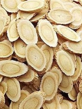 Astragalus root slices - 4 oz