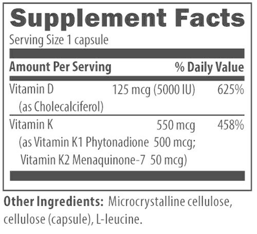 Vitamin D Supreme - 60 count
