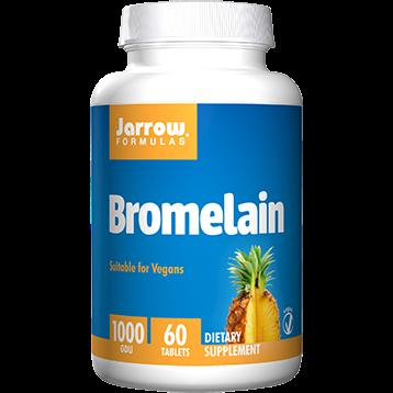 Bromelain 1000 GDU 60 tabs (Jarrow)