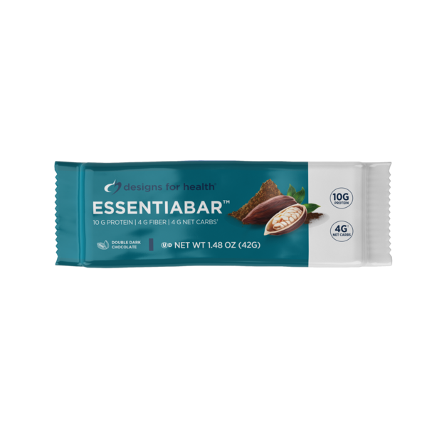 EssentiaBar Double Dark Chocolate