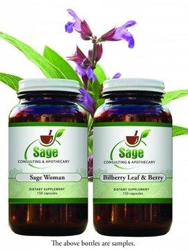 Sage Leaf - 150 caps