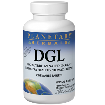 Enzymatic Therapy Licorice (DGL 100 tabs chewables)