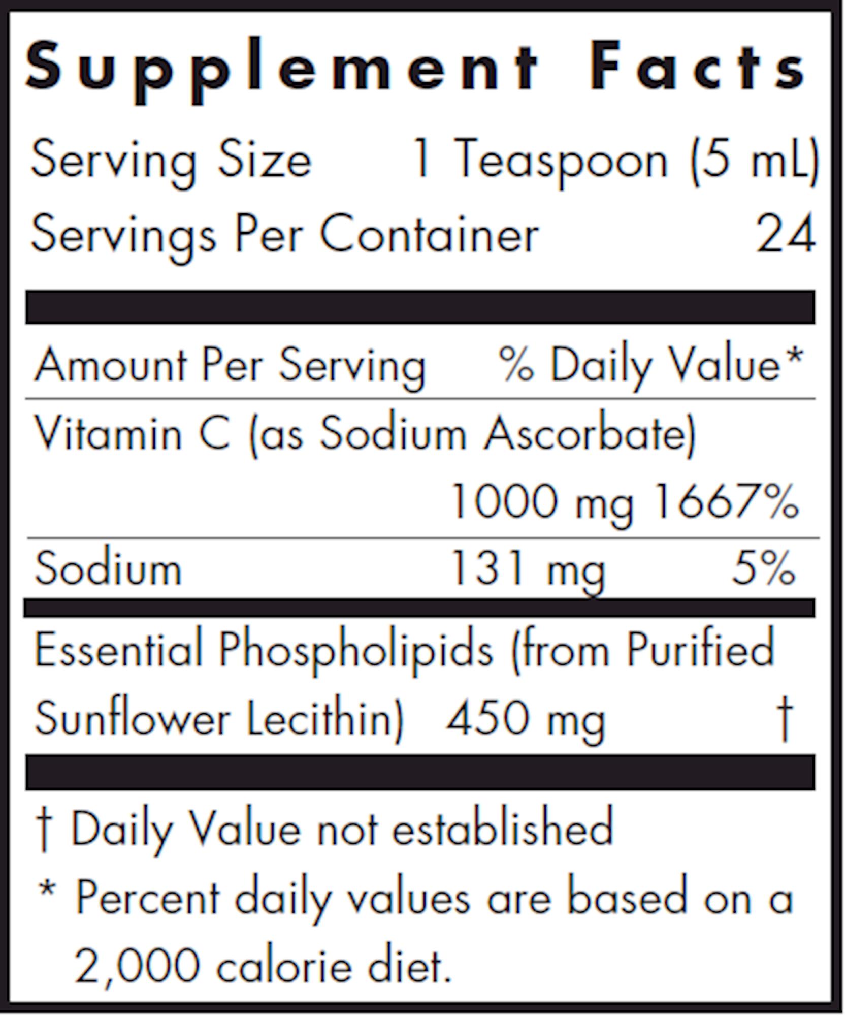Micro Liposomal C - 4 oz