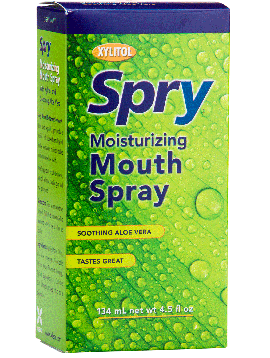 Mouth Moisturizing Spray 2-pk