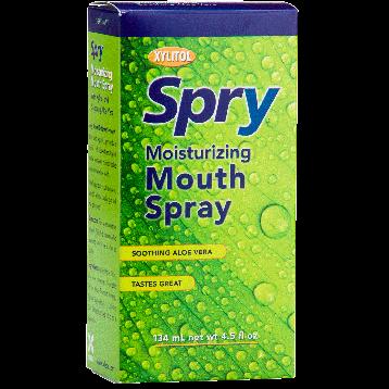 Mouth Moisturizing Spray 2-pk