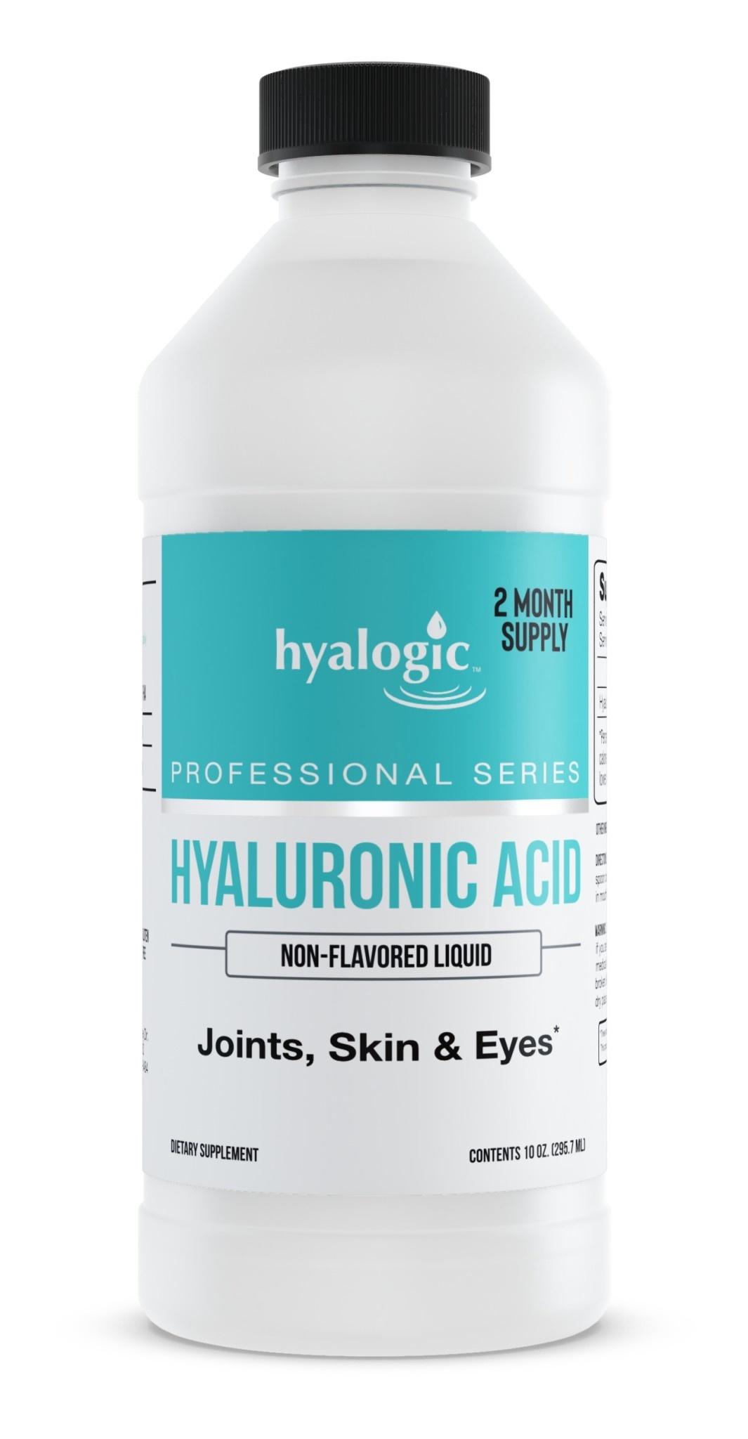 Hyaluronic Acid Professional Series - 10 oz
