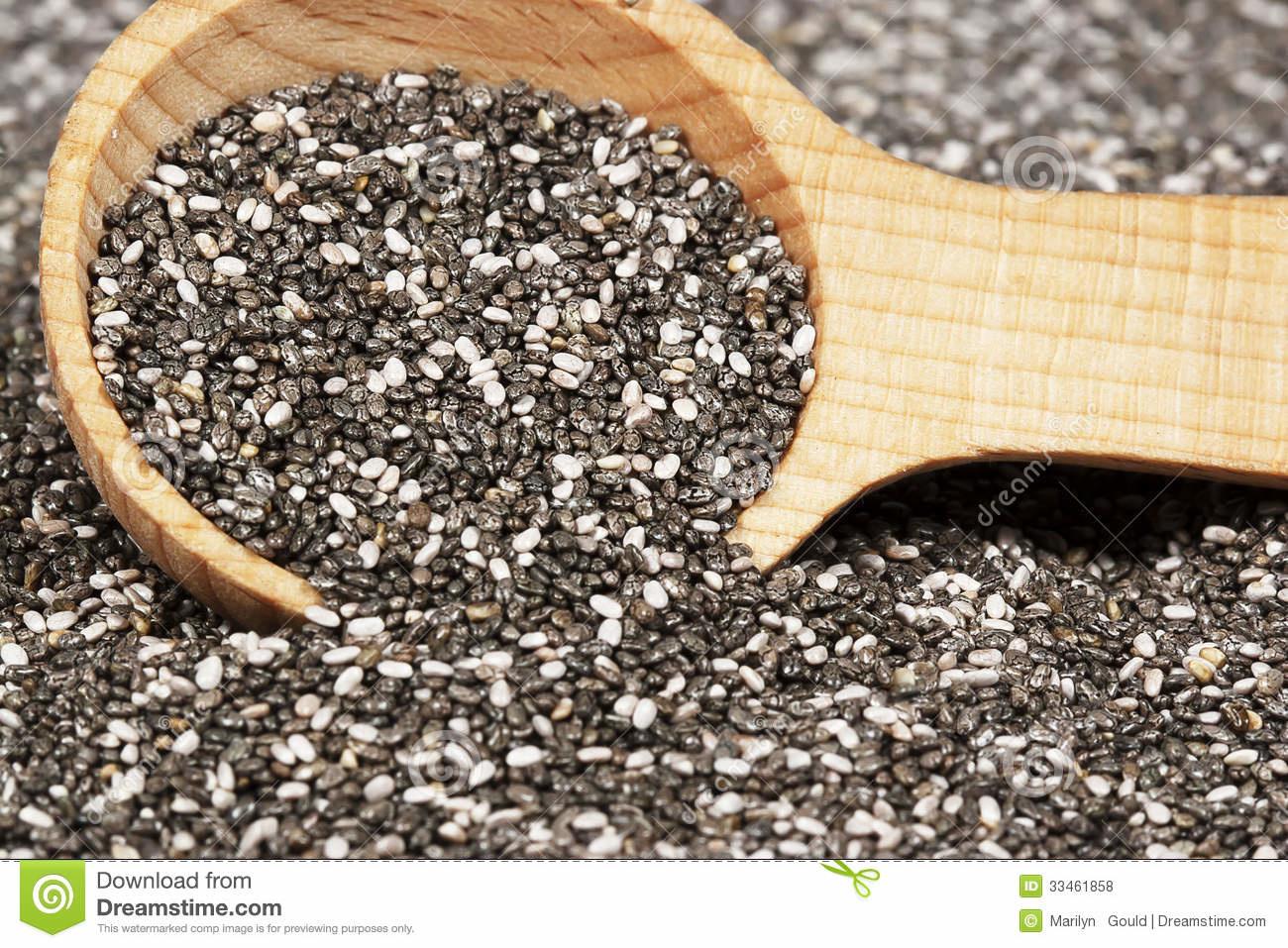 Chia Seeds Whole Bulk