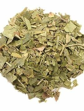 Ginkgo Leaf  Cut and Sifted Bulk