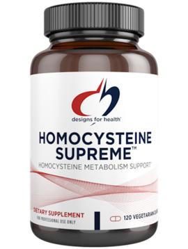 Designs for Health Homocysteine Supreme 120 vegcaps