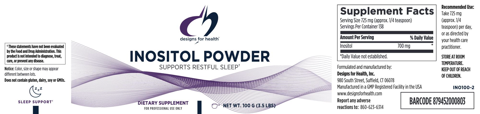 Inositol Powder 100 grams