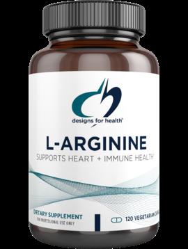 L-Arginine 750 mg  120 vegcaps