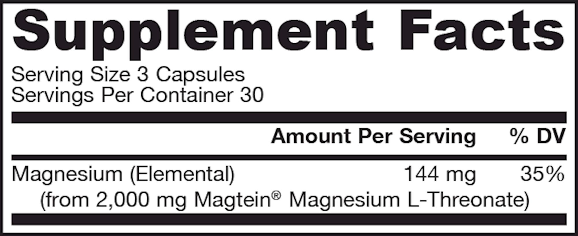 MagMind 90 vegcaps