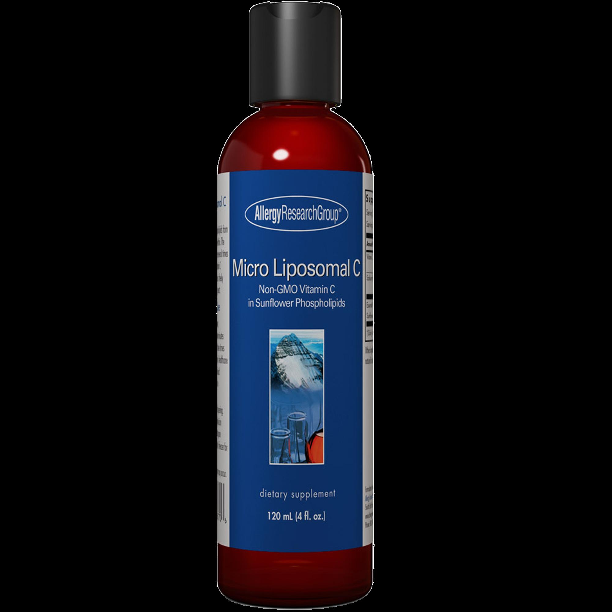 Micro Liposomal Vitamin C - 4 oz