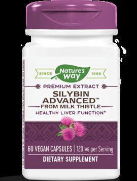 Silybin Advanced 60 vegcaps