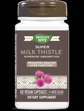 Super Milk Thistle 60 vegcaps