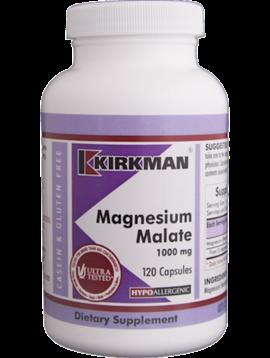 Magnesium Malate 1000 mg -120 vegcaps