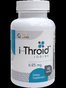 i-Throid 6.25 mg 90 vegcaps