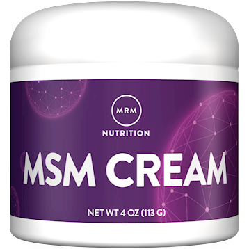 MSM Cream 4oz