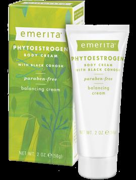 Emerita Phytoestrogen Body cream 2 oz