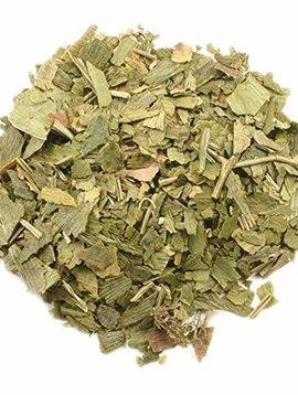 Ginkgo leaf  cut and sifted   2 oz.