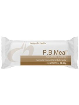 Designs for Health Snack PB Macro Bar