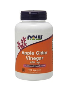 Apple Cider Vinegar 180 Vegcaps