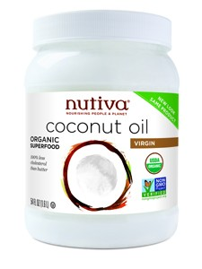 Dr. Bronner's Magic - ALL-ONE! Extra Virgin Coconut Oil (Nutiva) 54 oz
