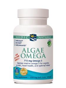 ProAlgen Algae-Based Omega-3s 60 gels