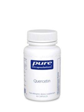 Pure Encapsulations Activated Quercetin w/ Bromelain 60 VCAPS