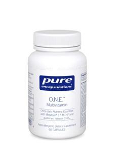 Pure Encapsulations O.N.E. Multivitamin 60 caps