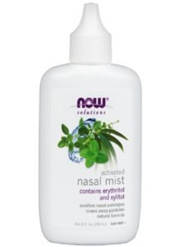 Now Foods Nasal Mist w/ Erythritol (NOW) 2 fl oz