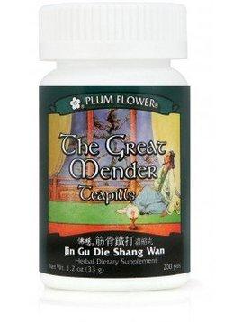 Plum Flower Brand The Great Mender 200 Teapills
