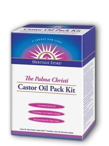 Castor Oil Kit