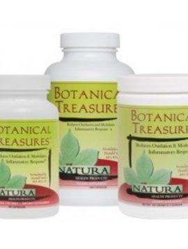 Natura Health Products Botanical Treasures - 180 caps