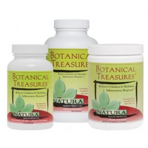 Natura Health Products Botanical Treasures - 180 caps